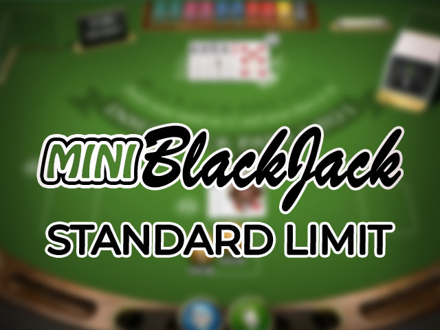 Blackjack Mini (1 box)