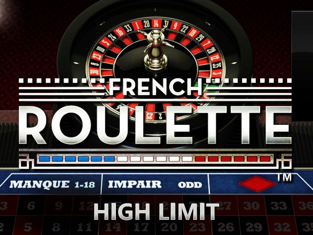 French Roulette - High Limit