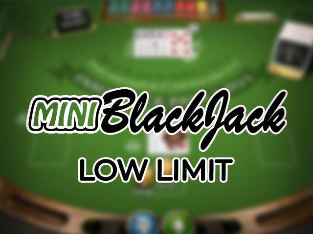 Blackjack Mini (1 box) - Low Limit