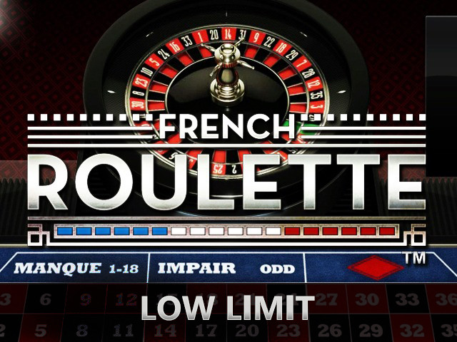 French Roulette - Low Limit