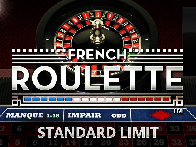 French Roulette - Standard Limit