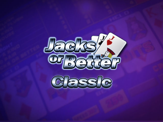 1H Jacks or Better Classic