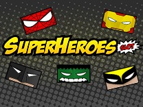 superheroes-hd logo